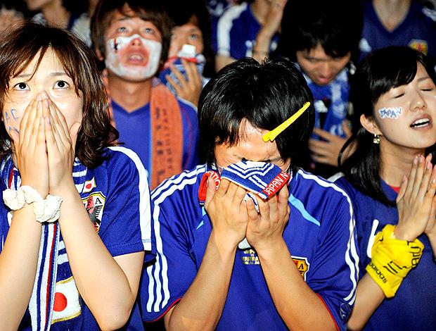 torcida Japão