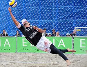 Pedro Cunha vôlei de praia Grand Slam da Noruega