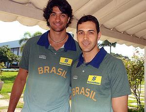 João Paulo Bravo seleção brasileira de vôlei