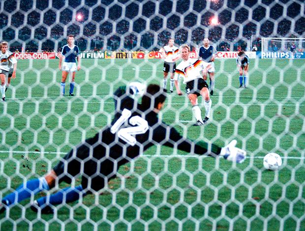 brehme pênalti argentina x alemanha