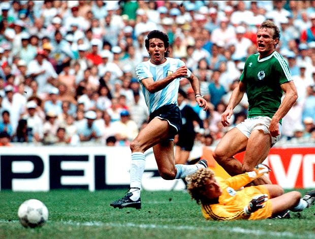 Burruchaga argentina x alemanha 1986