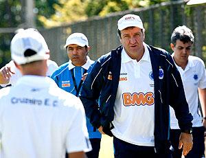 Cuca treino Cruzeiro