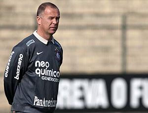 Mano Menezes treino Corinthians
