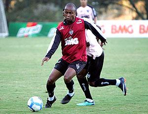 Rafael Jataí treino Atlético-MG