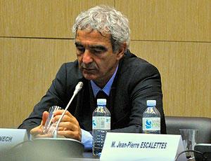 Raymond Domenech coletiva França