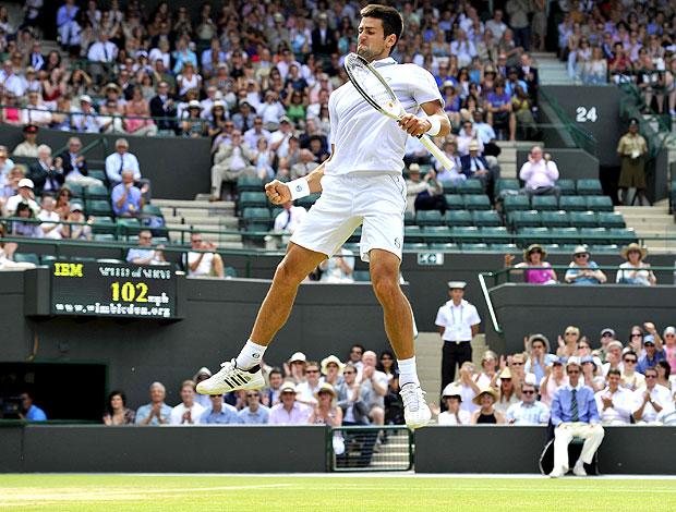 Novak Djokovic Wimbledon quartas tênis
