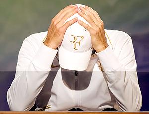Roger Federer Wimbledon tênis coletiva entrevista