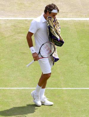Federer é derrotado em Wimbledon dia 30 de junho