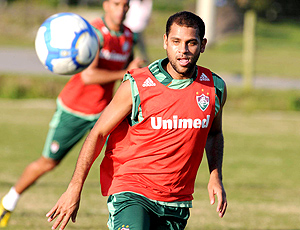 Carlinhos treino Fluminense Mangaratiba