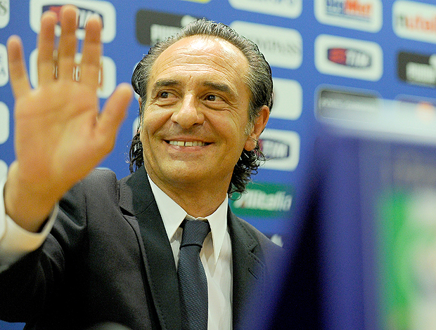 Cesare Pandelli, novo técnico da Itália