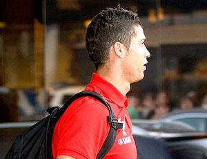 Cristiano Ronaldo desembarca, Portugal