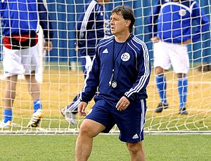 Gerardo Martino, técnico do paraguai