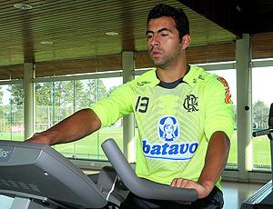 Maldonado Flamengo musculação Itu
