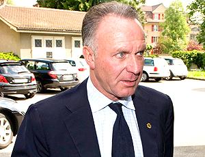 Rummenigge ex jogador da Alemanha