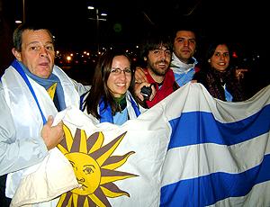 Torcedores Uruguai