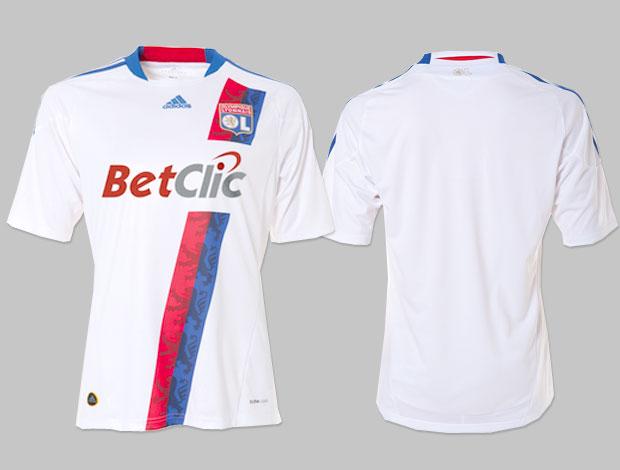 camisa Lyon nova