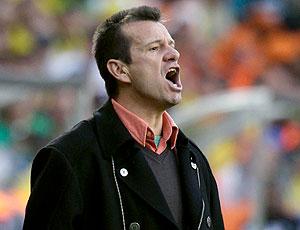 Dunga jogo Brasil contra Holanda