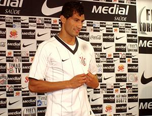 Escudero no Corinthians