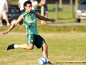 Fred treino Fluminense Mangaratiba