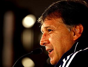 Gerardo Martino técnico Paraguai coletiva