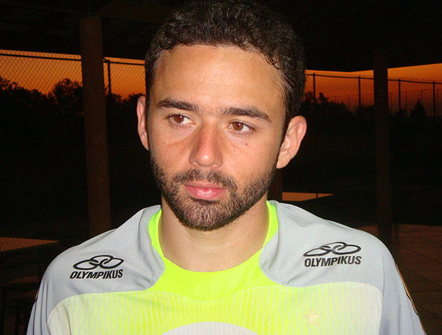 Juan Flamengo barba em Itu