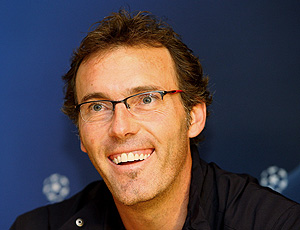 Laurent Blanc novo treinador da França