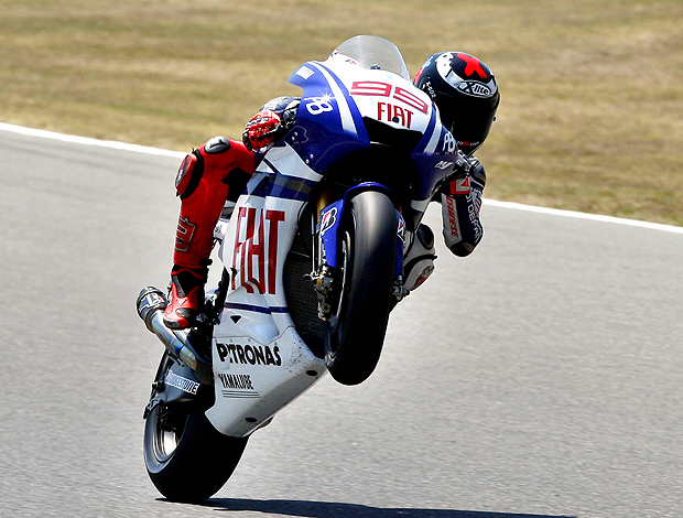 Jorge Lorenzo treino MotoGP Catalunha