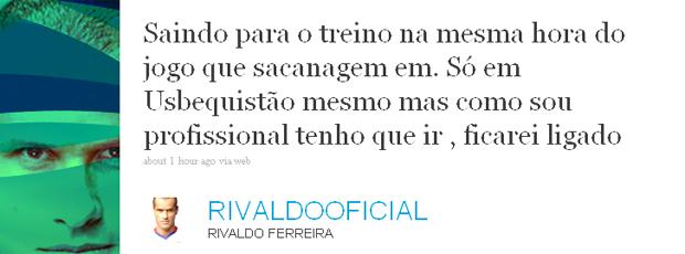 Rivaldo  jogador