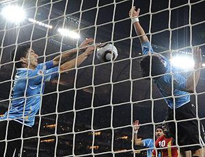 suarez penalti uruguai x gana