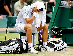 Novak Djokovic Wimbledon tênis semi