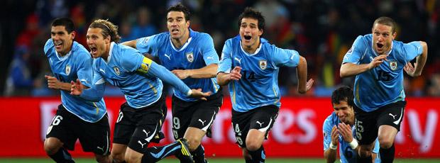Comemoração Uruguai