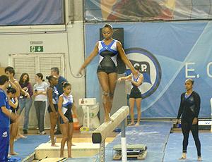 Daiane dos Santos atleta Pinheiros