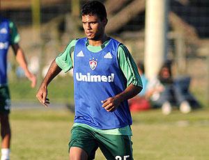 Fernando Bob treino Fluminense em Mangaratiba
