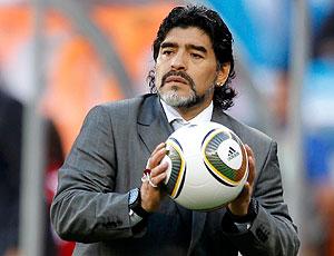 Maradona jogo Argentina contra Alemanha
