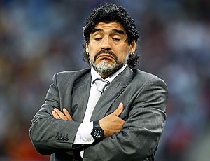 Maradona derrota Argentina