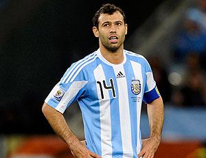 Mascherano Argentina X Alemanha