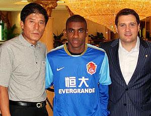 Muriqui apresentação Evergrande Guanzhou F.C China