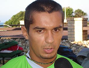 Andrade treino Coritiba entrevista