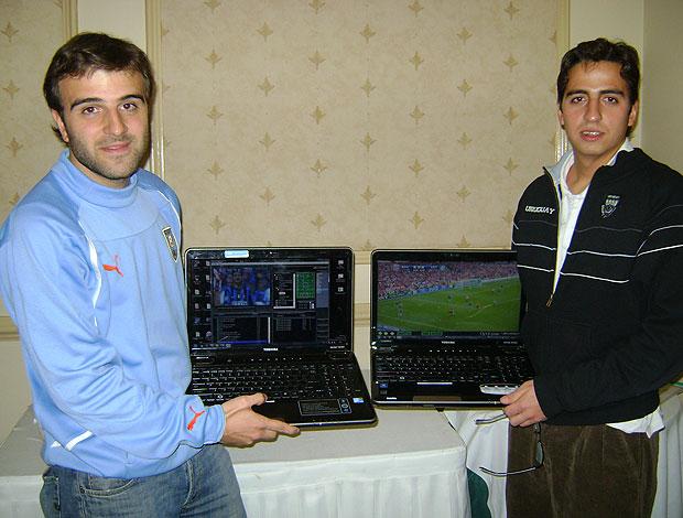 Engenheiros Uruguai software Copa