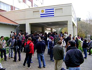 Assédio da impressa, Uruguai