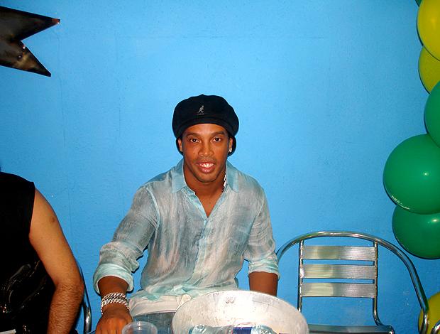 Ronaldinho gaúcho na portela