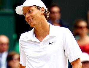 Tomas Berdych Wimbledon tênis final