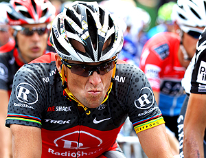 Lance Armstrong no Tour de France