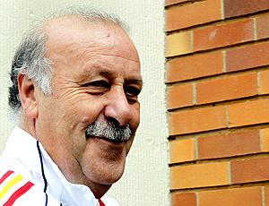 vicente del bosque, treinador da Espanha