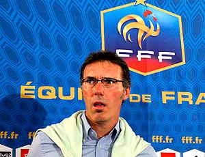 Blanc, técnico França