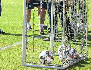 Jabulani treino Palmeiras