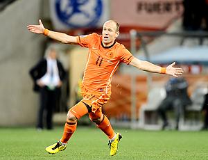 Robben, gol Holanda
