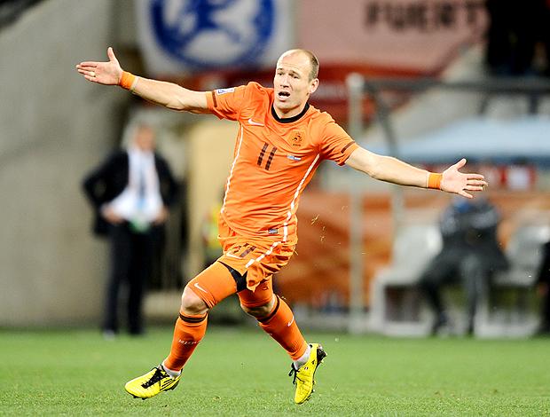 Rooben, gol Holanda