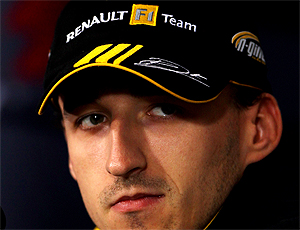 Robert Kubica, piloto F1 Willians
