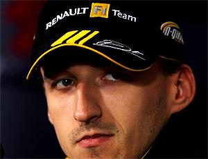 Robert Kubica, piloto F1 Willians